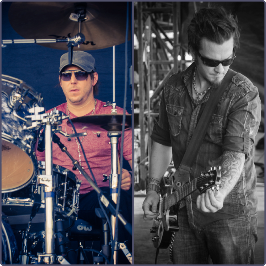 Parmalee at Country Thunder by Michele Munoz Photography