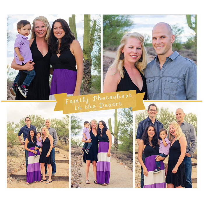 Family Portraits in Oro Valley