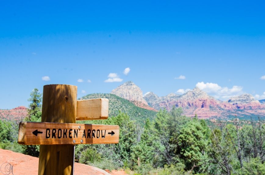 Broken Arrow Trail, Sedona, AZ